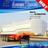 3 반 차축 45cbm 탄소 강철 연료 액체 탱크 트레일러