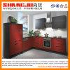 Cozinha moderna e elegante vermelho para venda