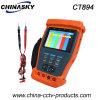 Prüfvorrichtung CCTV-3.5 mit Ausgabe 12VDC und Digitalmessinstrument (CT894)