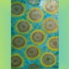 Mano clásica del estilo que pinta la pintura abstracta del girasol (LH-080000)