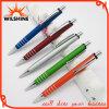 Nouveau stylo à bille en aluminium de promotion pour la gravure du logo (BP0184)