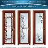 Buena calidad y buena puerta del aluminio del precio/de aluminio del cuarto de baño