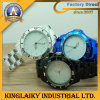 Sport modificado para requisitos particulares Fashionable Watch con Logo para Promotion (KW-012)