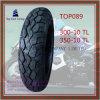 De zonder binnenband, Nylon 6pr Band van de Motorfiets met Grootte: 300-10tl, 350-10tl