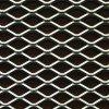 鋼板拡大されたMetelの網