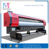 Il doppio 4 di alta qualità colora la stampante solvibile di 1.8m/3.2m Eco con le teste di stampa di Epson (teste di stampa doppie)