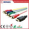 Hersteller-Preis HDMI zum RCA-Kabel (SY-10)