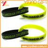 Neuester Form-SilikonWristband für Geschenk (YB-LY-WR-48)
