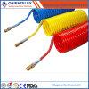 Bonne boyau renforcé d'unité centrale par bobine pneumatique colorée flexible