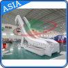 Corrediça inflável do Aqua do iate, corrediça inflável feita sob encomenda do iate de Guangzhou