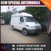 Pequeño carro vendedor caliente del refrigerador de Foton 4X2 Freezer Van Truck 3tons