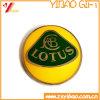 めっきされる輝いた金との花のバッジPin (YB-LP-51)