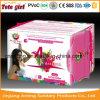 숙녀를 위한 매우 형식 디자인 음이온 위생 냅킨 /Sanitary 얇은 패드 또는 위생 수건