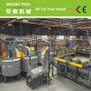 Пластмассовых ПЭТ отходов переработки производственной линии