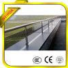 Escaleras de seguridad / Pool / jardín / terraza valla de vidrio laminado con CE, CCC, ISO9001