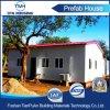 Casa prefabricada móvil de la azotea del color rojo para vivir