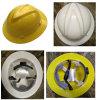 Le casque de sûreté/type ABS de chapeau et le matériau neufs de PE pour industriel se protègent