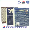 Saco de papel personalizado de dom de fantasia papel de luxo de saco com amostra grátis