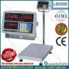 Escala de plataforma electrónica del Tcs 300kg