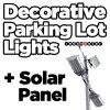Piscina IP65 200W luminária de luz de estacionamento LED sapato LED Light