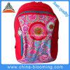 Impreso de las niñas de poliéster de color rojo de la Escuela de Estudiante Back Pack Mochila bolsa