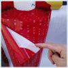 Band van het Schuim van Vhb de Tweezijdige Witte Acryl met Rode Voering