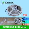 Couleur de SMD5050 RVB changeant la bande 30LEDs/M de DEL pour l'éclairage
