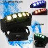 5 indicatori luminosi capi commoventi del fascio di PCS LED