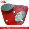 Metal Floor Diamond Grinding Pads para Concrete