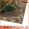 壁のクラッディング(AE-509)のための高品質の石の一見のアルミニウム合成のパネル