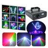 RGB Volledige Laser Lichte L250RGB van de Animatie van de Kleur