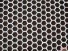 Miniera dell'acciaio inossidabile che setaccia la rete metallica