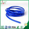 Pipe en caoutchouc de tube de boyau de PVC de silicones d'OEM avec la qualité