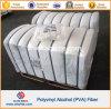 Fibra del alcohol de polivinilo PVA para el panel del cemento de la fibra