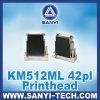 Cabeza de impresora kilómetro 512 de Konica Minolta