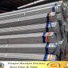 As BS En39 Pre-Galvanizam a tubulação de aço