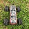 1/10의 무브러시 4WD 전력 RC 차 모형