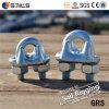 De elektro Italiaanse Klemmen van de Kabel van de Draad van het Type Galv Gestampte