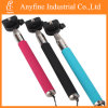 iPhone/Android Smartphone/Cameras를 위한 무선 Telescoping 폴란드 Handheld Monopod Shutter Remote Control