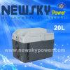 mini congelador da potência 20L solar para o carro com compressor