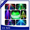 Het LEIDENE van de Vlinder van de Verlichting van de disco Licht van het Effect