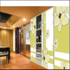 2015 de Nieuwe het Schilderen van de Kleur van het Ontwerp Garderobe van de Schuifdeur (FY4587)
