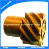 Transmissão de injeção de plástico PP engrenagem helicoidal