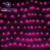 2m Width Pink Light LED Net Light with 8-Mode