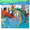 주식 (HD-7313)에 흥분하는 아이 실행 물 공원 게임