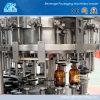 Bouteille de verre entièrement automatique Brasserie Bière Équipement de remplissage de remplissage de l'embouteillage monobloc usine de la ligne de production de machines de la machine