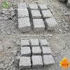 立方体の立方体の石を舗装する石造りの屋外の舗装の煉瓦私道を舗装するG603灰色の花こう岩