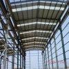 Construction d'atelier en métal de structure métallique