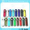 Logotipo personalizado caliente USB varios colores de piel impulsión de la pluma (ZYF1416)