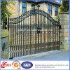 Elegantes puertas de entrada de seguridad de hierro